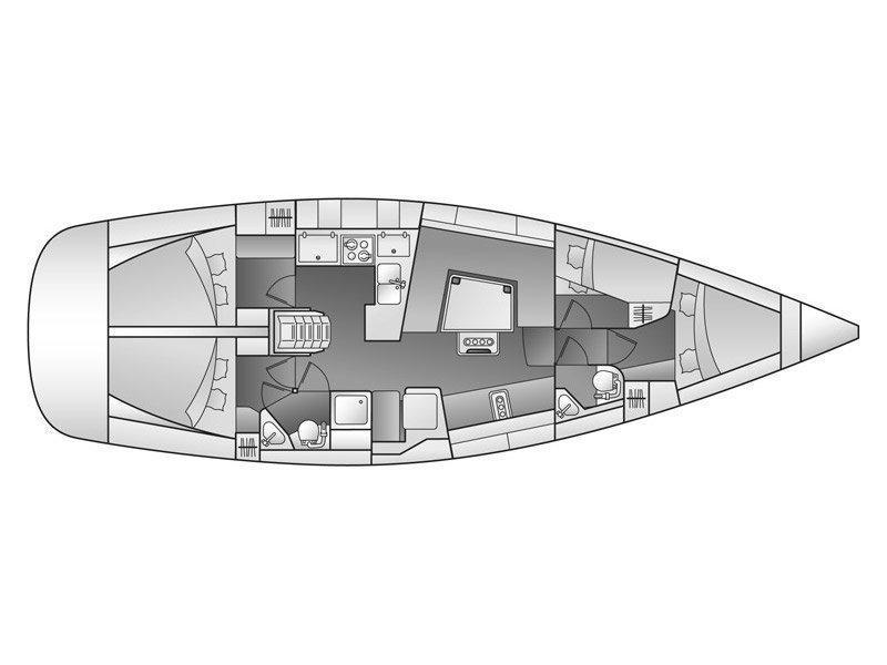 ELAN 444 Impression BT (SAGITTA) Plan image - 17