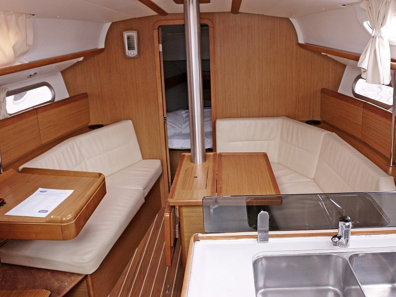 SUN ODYSSEY 36i (SEDNA) Interior images - 6