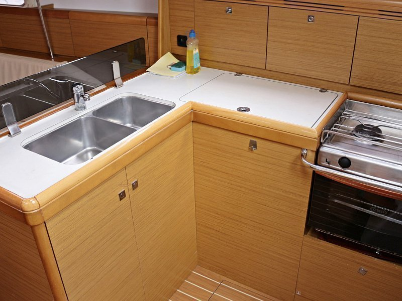 SUN ODYSSEY 36i (SEDNA) Interior images - 3