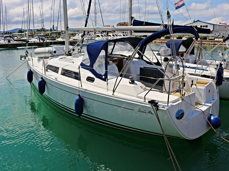 HANSE 350 (IVANA) Exterior images - 5