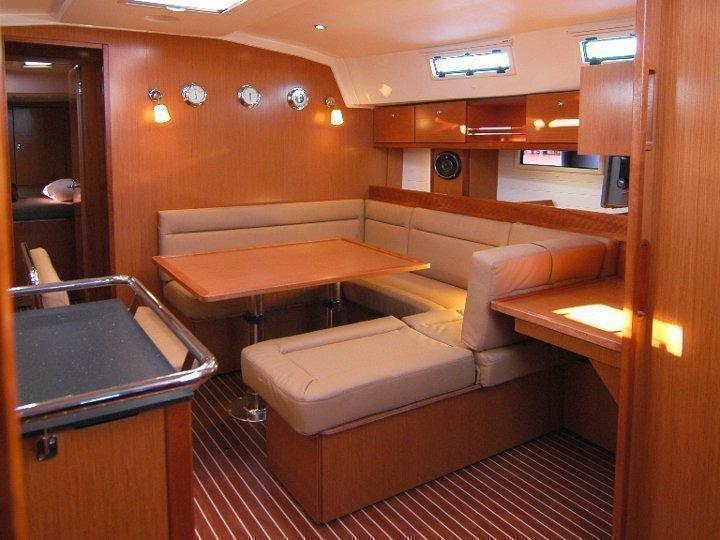 Bavaria Cruiser 45 (Hydra) Interior image - 3
