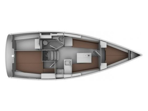 Bavaria Cruiser 32 (Izar) Plan image - 4