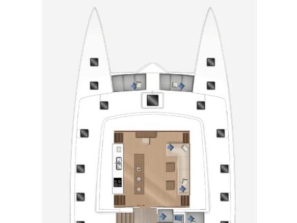 Lagoon 620 (SW 62) Plan image - 1
