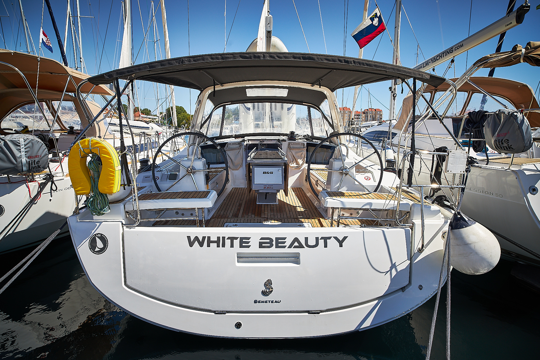 Oceanis 41.1 (White Beauty)  - 7