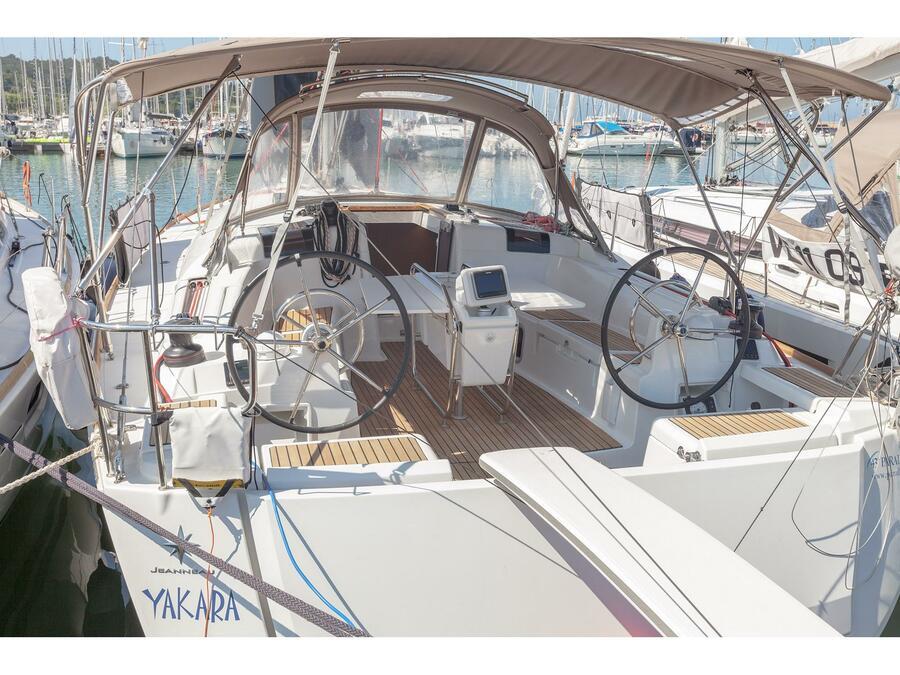 Sun Odyssey 449 (Yakara) Main image - 0