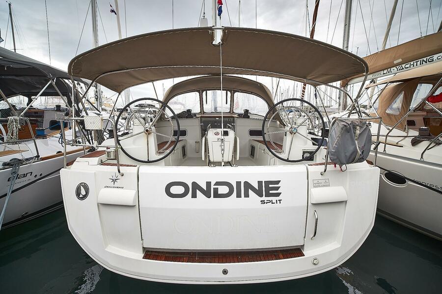 Sun Odyssey 519 (Ondine)  - 6