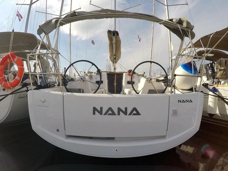 Sun Odyssey 349 (Nana)  - 7
