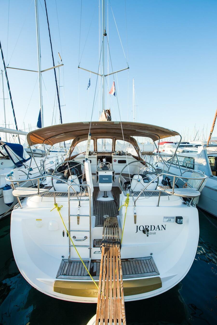 Elan 434 Impression (Jordan (sails 2015))  - 10