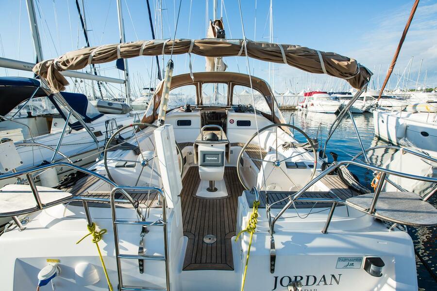 Elan 434 Impression (Jordan (sails 2015))  - 2
