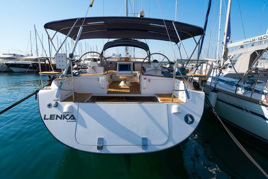 Elan 514 Impression (Lenka (sails 2015))  - 11