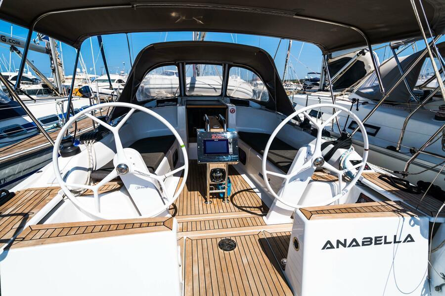 Hanse 345 (Anabella)  - 1