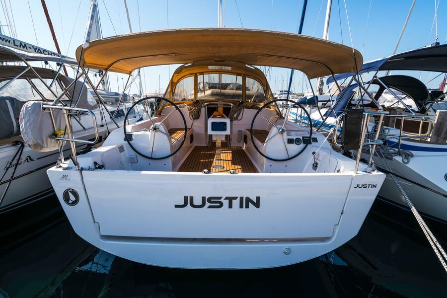 Dufour 382 GL (Justin)  - 12