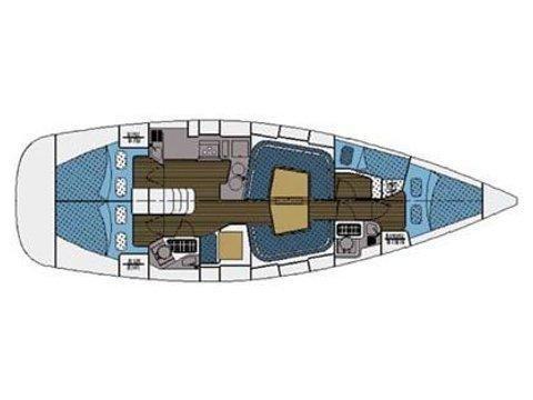 Elan 434 Impression (Kalufra) Plan image - 3