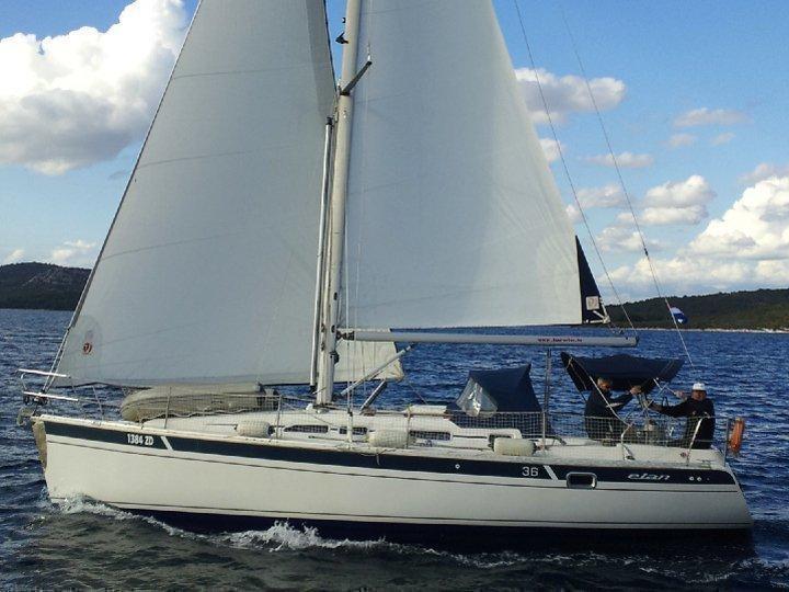 Elan 36 (Maja-sails 2016) Main image - 0