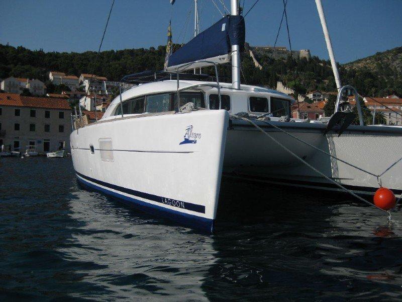 Lagoon 380 S2 Premium (ALLEGRO) Main image - 0