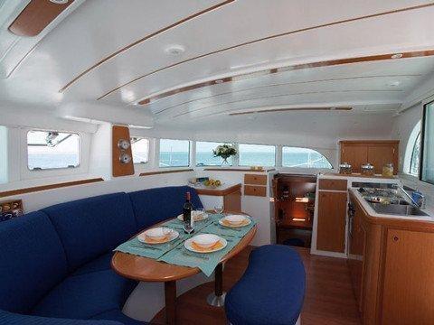 Lagoon 380 S2 Premium (ALLEGRO) Interior image - 2