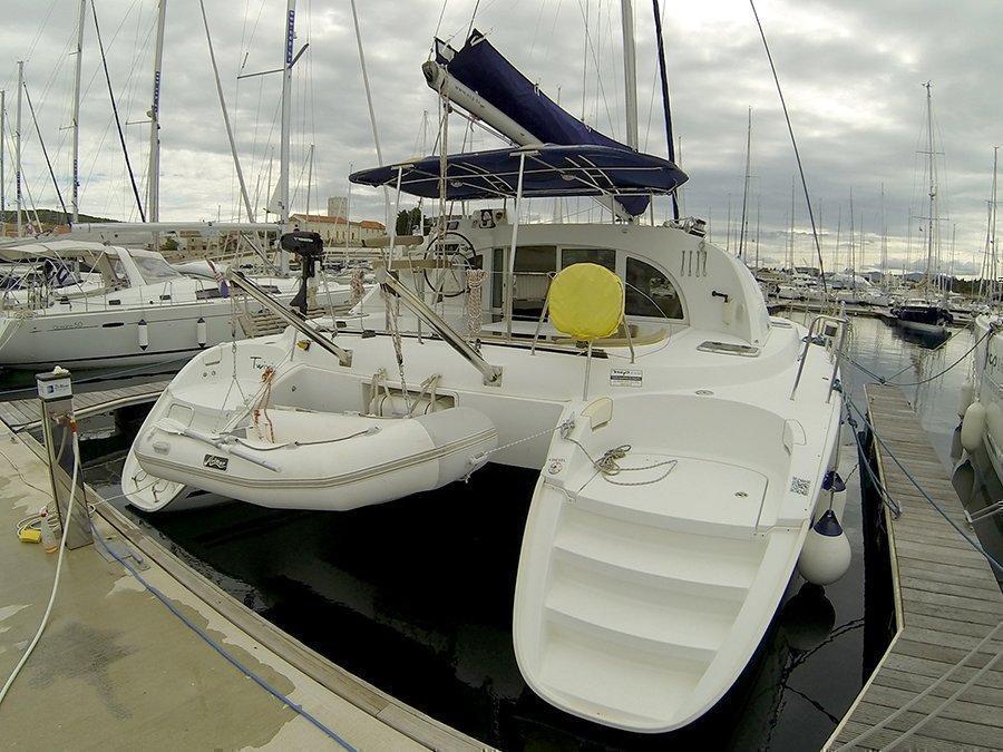 Lagoon 380 S2 (Twixie (Sails 2013, Solar panel))  - 1