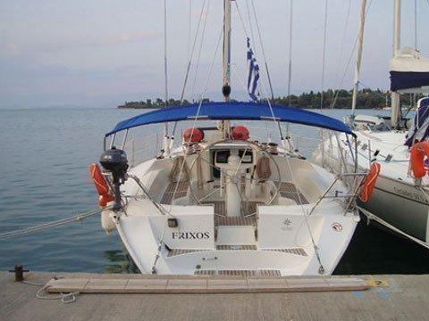 Sun Odyssey 42.2 (Frixos)  - 14