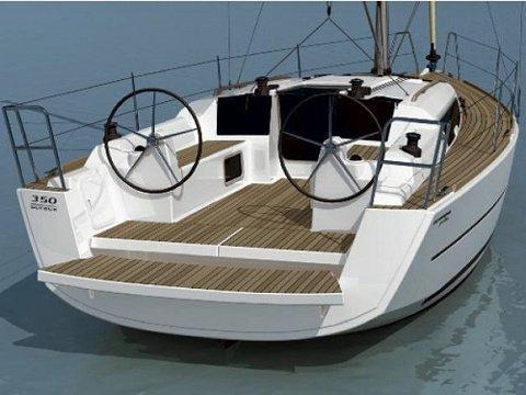 Dufour 350 GL (Pape)  - 9