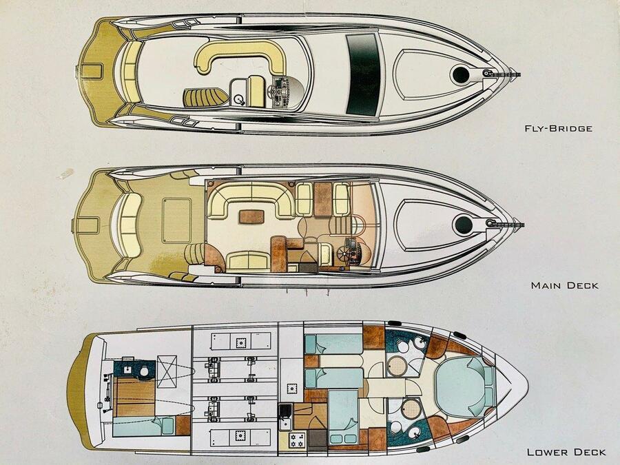 Majesty 50 Fly (Korina) Plan image - 13