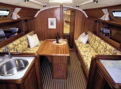 Bavaria Cruiser 34 (Olympia) Interior image - 2