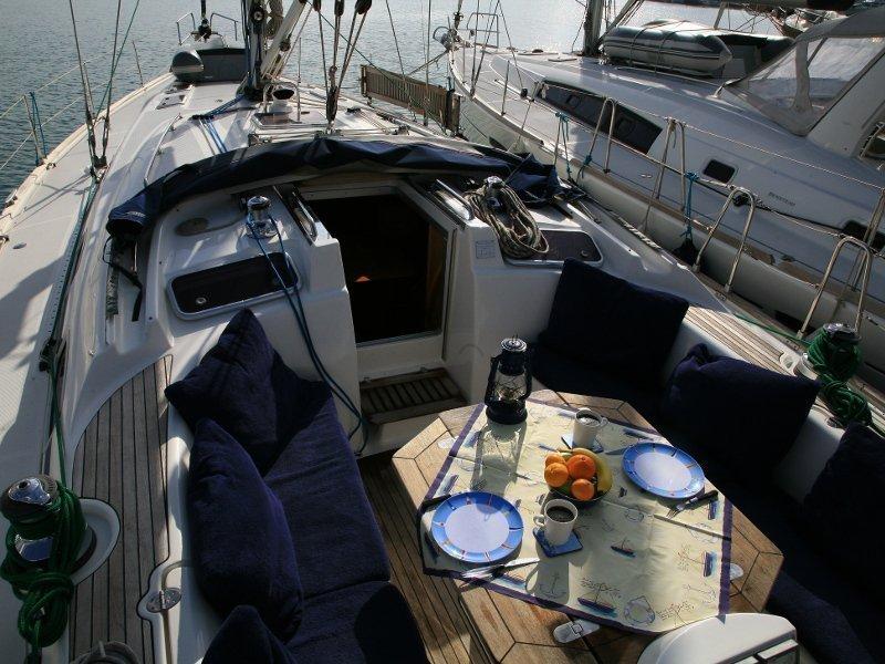 Bavaria 46 Cruiser (VIYA) Images - 5