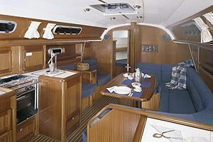 Bavaria 37 (Sailtours) Interior image - 3