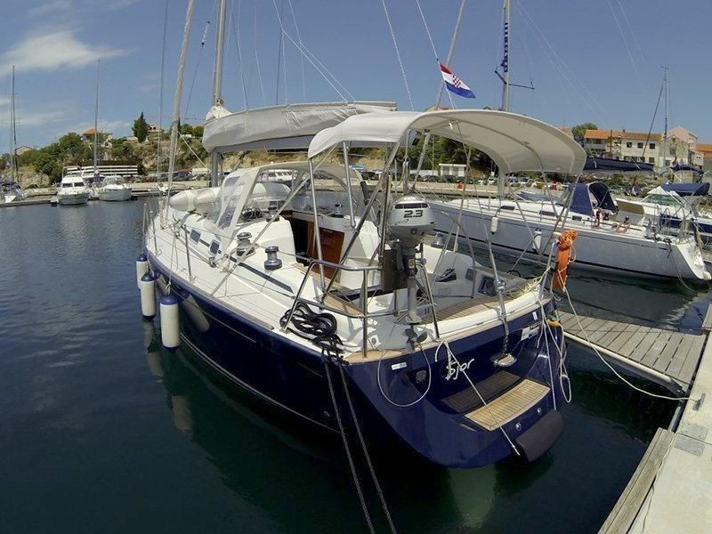 Grand Soleil 40 (Šjor (Main sail 2016, Genoa 2018))  - 6
