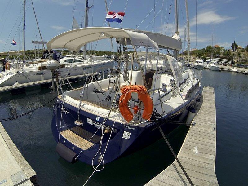 Grand Soleil 40 (Šjor (Main sail 2016, Genoa 2018))  - 14