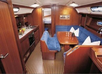 Bavaria 40 (Galateia) Interior image - 1