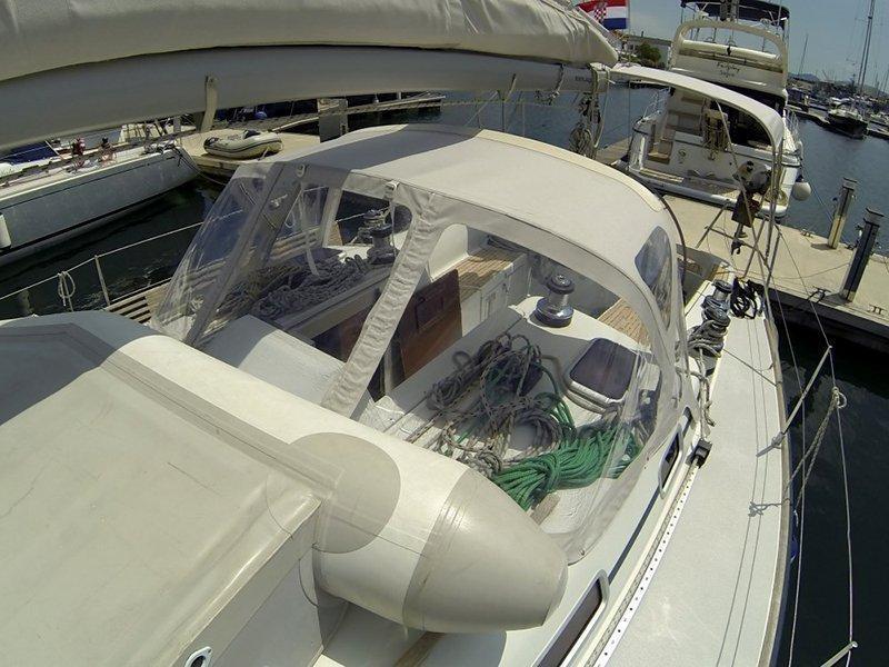 Grand Soleil 40 (Šjor (Main sail 2016, Genoa 2018))  - 10