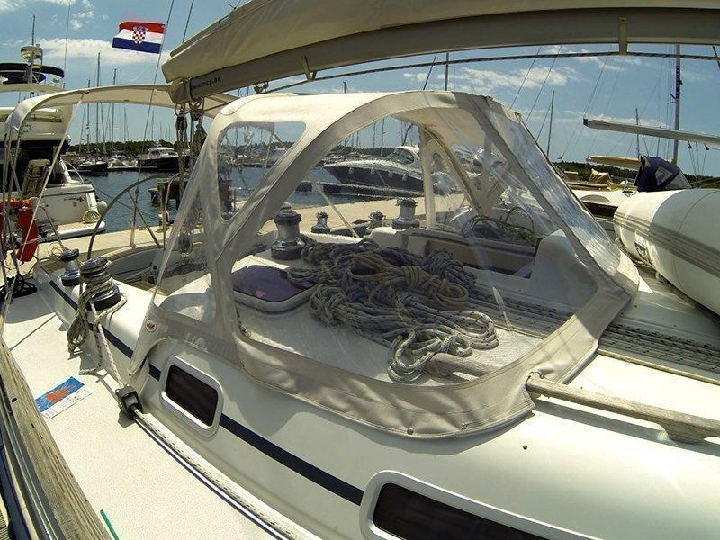 Grand Soleil 40 (Šjor (Main sail 2016, Genoa 2018))  - 19