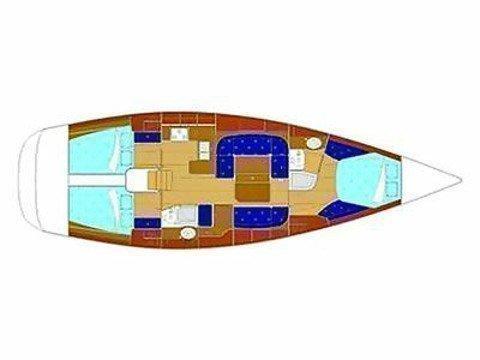 Grand Soleil 45-8 (Aida 2) Plan image - 1