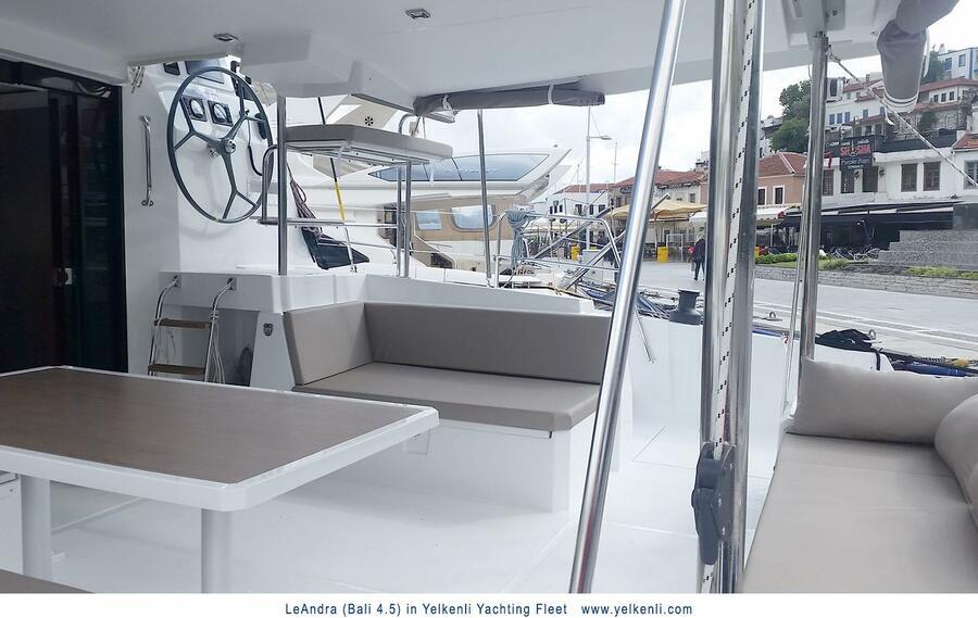 Bali 4.5 (LeAndra) Cockpit - 25