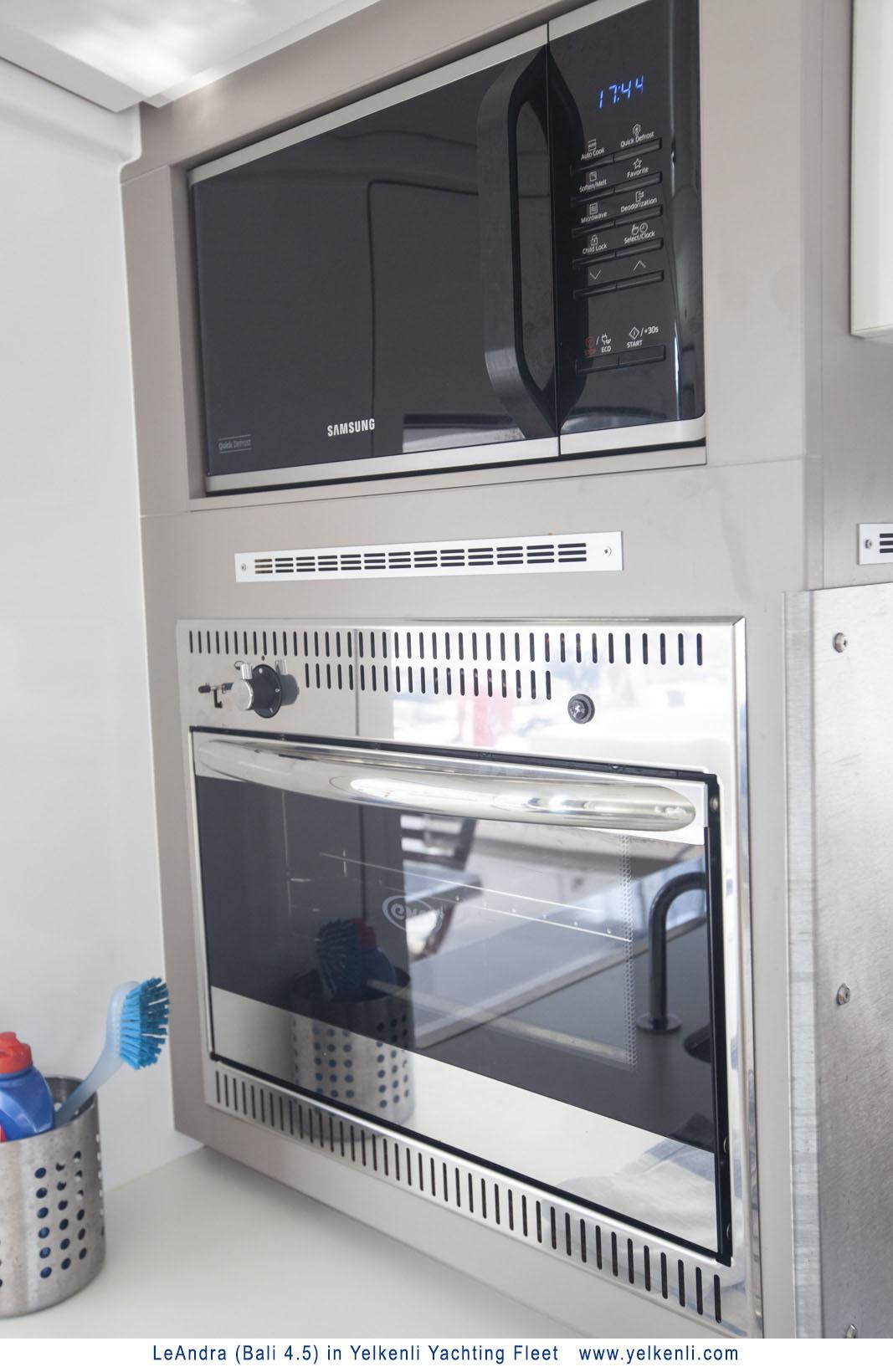 Bali 4.5 (LeAndra) Micro Wave - Oven - 7