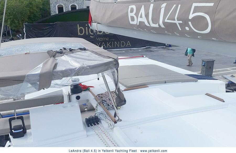 Bali 4.5 (LeAndra) Deck - 13