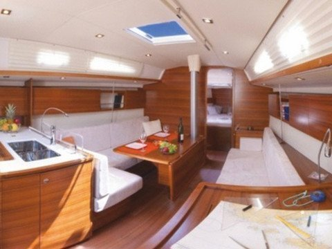 Salona 41 Performance (NAUGHTY GULL) Interior image - 2