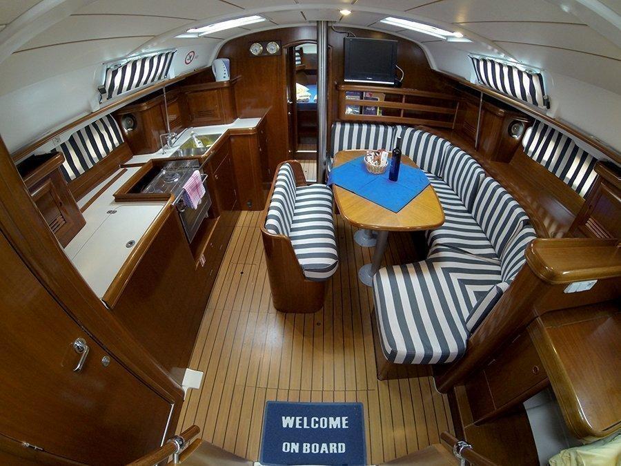 Oceanis Clipper 411 (Ana Marija (Sails 2020)) Interior image - 12