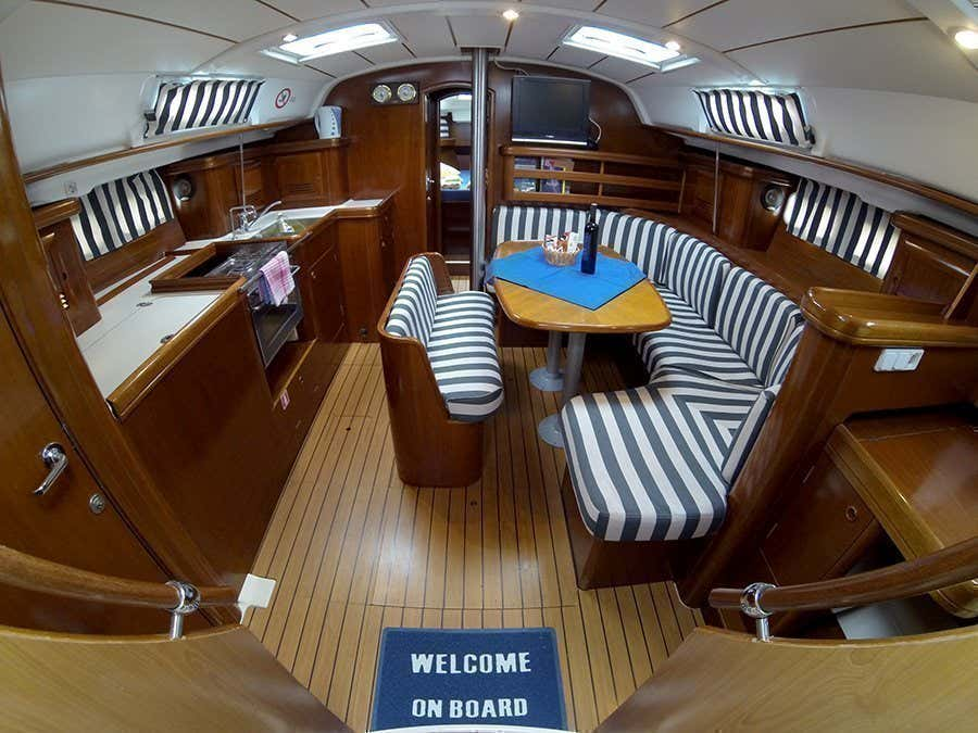 Oceanis Clipper 411 (Ana Marija (Sails 2020))  - 15