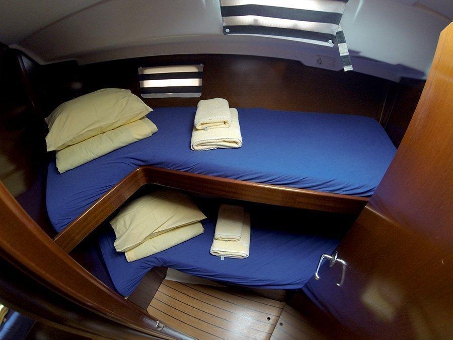 Oceanis Clipper 411 (Ana Marija (Sails 2020))  - 11