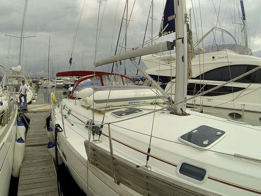 Oceanis Clipper 411 (Ana Marija (Sails 2020))  - 1