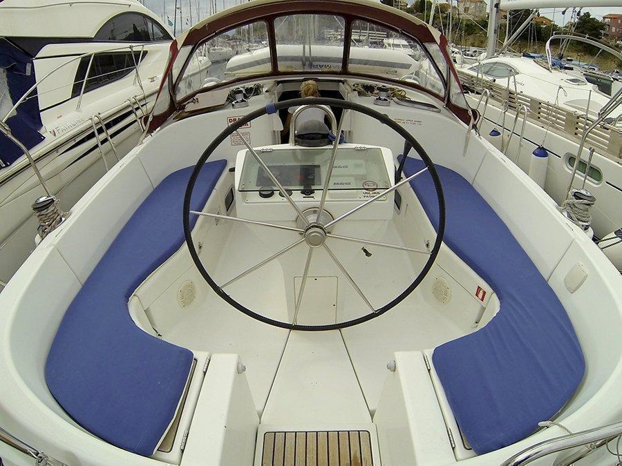 Oceanis Clipper 411 (Ana Marija (Sails 2020))  - 14