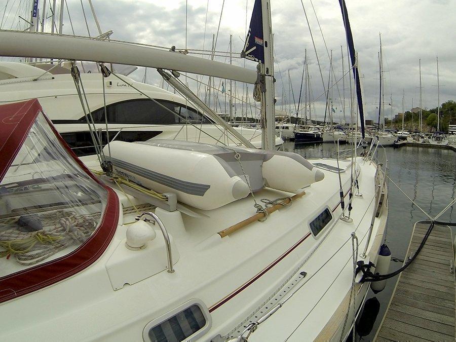 Oceanis Clipper 411 (Ana Marija (Sails 2020))  - 2