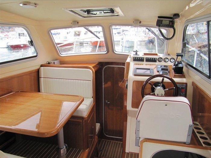 Damor 900 FURIA (FURIA) Interior image - 3