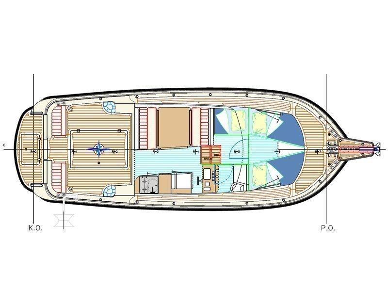 Damor 900 FURIA (FURIA) Plan image - 9