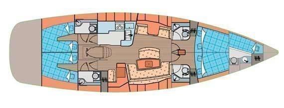 Elan 514 Impression (Maja 07  ) maja layout - 10
