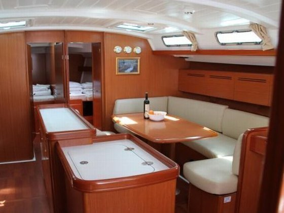 Cyclades 50.5 (White Pearl) Interior image - 7