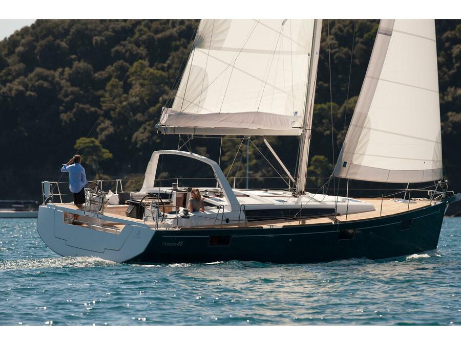 Oceanis 48 (Xantipa) Main image - 0