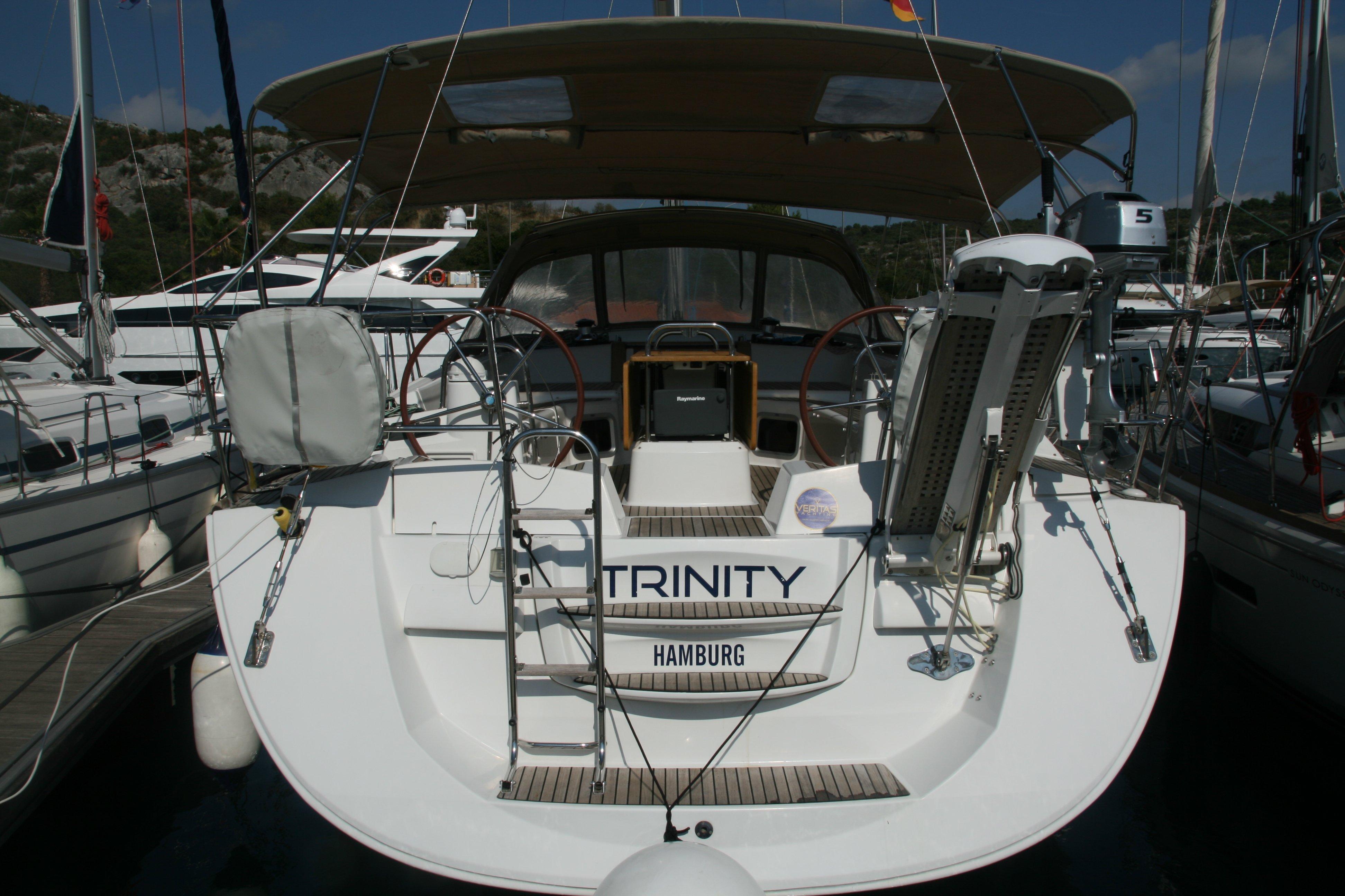 Jeanneau 53 (4cab) (Trinity)  - 27
