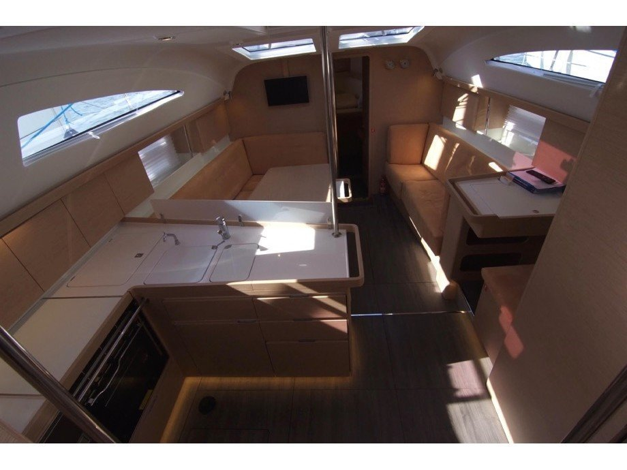 Elan 45 Impression (KAMINARI ) Interior image - 4
